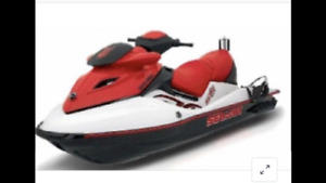 2010 SeaDoo Wake edition. Only 100 hours/original owner