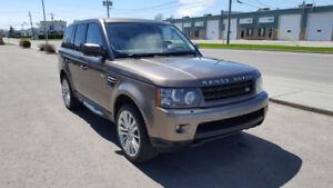 Range Rover Sport 2010, Seulement 119000KM, 8 Pneu, Extra Propre