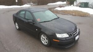2007 Saab 9-3 2.0L TURBO *** FULLY LOADED *** CERT $5995