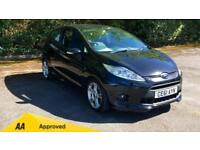 2011 Ford Fiesta 1.6 Zetec S 3dr Manual Petrol Hatchback