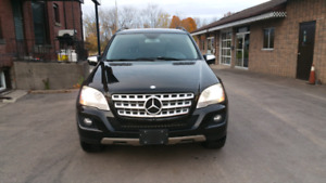 2010 Mercedes ML 350 BlueTec, Saftied and e tested,