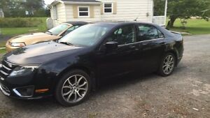 2012 Ford Fusion SEL AWD LOW LOW KMS