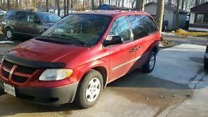 2002 Dodge Caravan Minivan Minivan, Van