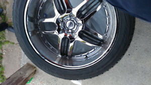 22inch Toyo tires for sale with Rims