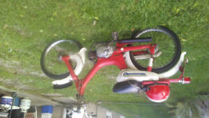 Honda PC 50 for sale