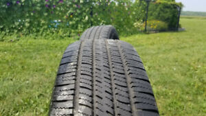 2x pneus Good Year Allegra 205/75R15