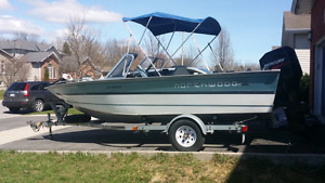 Price to sell fishing boat package