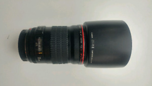 Canon lens 135 EF 135mm f/2. 0