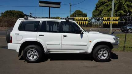From $115/week* - 2004 Nissan Patrol ST-L Turbo Diesel Auto Wagon Berserker Rockhampton City Preview