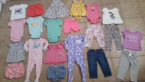 18-Month Size Spring/Summer Baby Clothes - $50 for all!