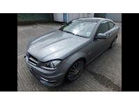 **Mercedes Benz C63 AMG (61) DAMAGED SALVAGE BARGAIN**