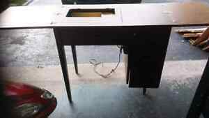 Electric Sewing Machine in Table
