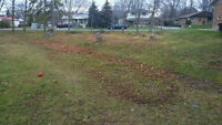 Beautiful Building Lot in REsidential Dunnville