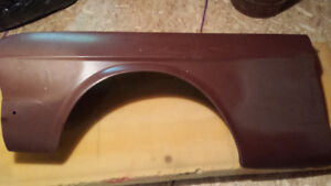 1965-1966 Mustang Front Fender, Ford NOS,LH