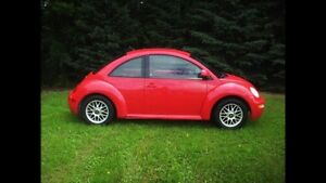 1998 VOLKSWAGEN NEW BEETLE 2.0L FOR SALE