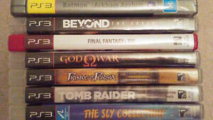 Playstation 3 / PS3 Games for Sale