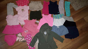 6-12 mo like new and new clothing
