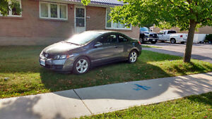 2010 Honda Civic coupe Coupe (2 door)