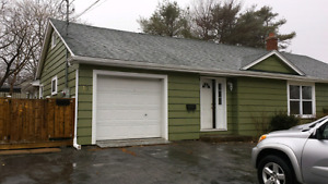 Bedford 1 bdrm with heat/water/parking included.
