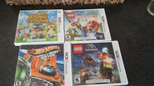 Nintendo 3D & 3DS Games