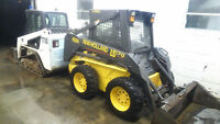 New Holland Skidster/Bobcat FOR SALE