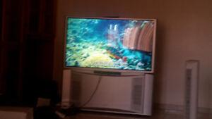 50-inch LCD HDTV by Hitachi