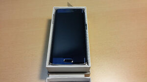 Black Sapphire Samsung S6 Smart Phone New