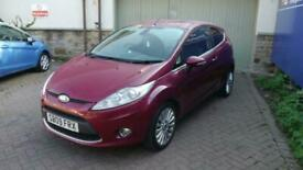 2009 Ford Fiesta TITANIUM TDCI Hatchback Diesel Manual