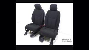 Sierra Silverado Seats