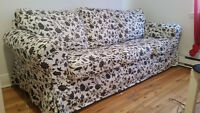 IKEA EKTORP 3 Seater Sofa in an Excellent Condition for $ 325