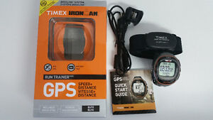 Montre Timex IRONMAN GPS RUN TRAINER