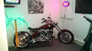 Softail   Rocker C