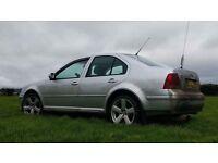 2005 VW Bora 1.9 tdi ( cash or swap for van)