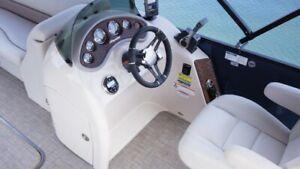 2018 MANITOU 20 Oasis Angler SHP