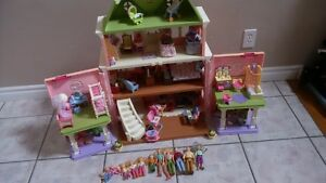 Fisher Price My Loving Family Dollhouse and Loads of Accessories