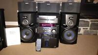 Sony Surround Sound Stereo System - like new