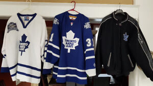 Collectable Toronto Maple Leaf Memorabilia