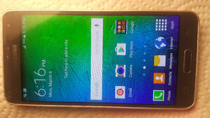 Mini samsung S5 ( Alpha)- Unlocked work with all - 587 774 3404
