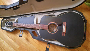 Art and lutherie guitar