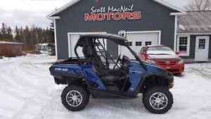 2012 Can-Am Commander Limited 1000