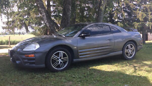 2003 Mitsubishi Eclipse GTS Coupe (2 door) Premium
