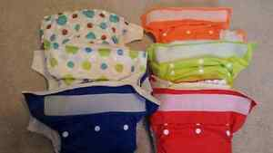 Kawaii cloth diapers great condition