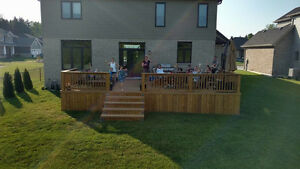 Fences, decks and gazebos Sarnia Sarnia Area image 3
