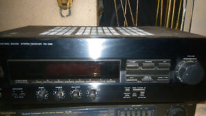Stereo Amplifiers Audio\Video receivers