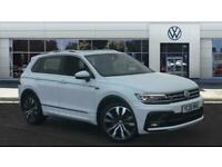 2020 Volkswagen Tiguan 2.0 TSi 190 4Motion R-Line Tech 5dr DSG Petrol Estate Aut