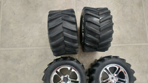 Traxxas Chevron 3.8 tires