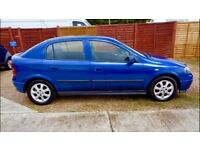 Vauxhall Astra 1.4 ACTIVE, Very Long MOT, 82000 Miles, Well Serviced