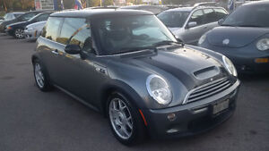 2004 MINI Mini Cooper S COOPER S Coupe (2 door)