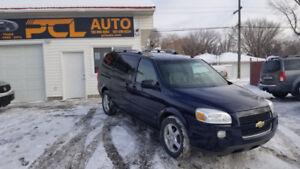 2006 Chevrolet Uplander LT2 I AWD I REMOTE START I FREE WARRANTY