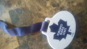 NHL baby pacifier clip retainer